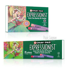 Cray-Pas Expressionist Extra Fine Quality Oil Pastels, choice of sets