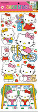 Cute Hello Kitty Home Glass Wall Door Window Decals Stickers Decor Removable