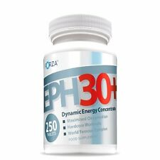 Forza Eph30+ Pre Workout Intense Training Energy Booster Tablets Ephedrine Free