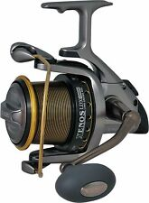 Range of five of the latest Trabucco Surf Casting reels Fixed Spool