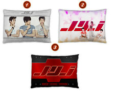 HOT tvxq jyj jaejoong kim youngwoong kpop korean pillow case for bed bedding