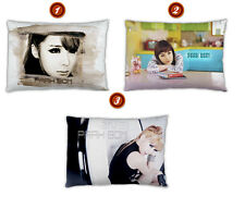 HOT park bom bommie jenny park 2ne1 kpop sexy pillow case for bed bedding