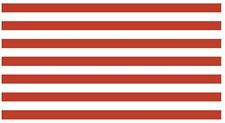 US 18th CENTURY MERCHANT Vinyl Flag DECAL Sticker MADE IN THE USA F537