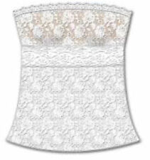 Bandeau Lace Camisole w/ Removable Straps - Rene' Rofe' 362466