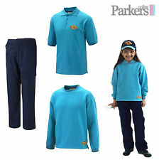 NEW OFFICIAL BEAVERS SET INCLUDES SWEATSHIRT, POLO SHIRT AND ACTIVITY TROUSERS