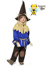 Scarecrow Wizard of Oz Fancy dress for Children, Age 3-5, Age 5-7, Age 7-9