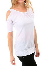 Sex Womens Cute And Stylish Open Shoulder Top