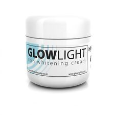 #1 Skin Whitening GLOWLight Cream Lightening Whiten Bleach Age Dark Spots Acne