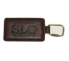 FINELINE LEATHER Key Ring Includes Personalized Imprinting 124