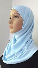 Fashion 2 Piece Amira Hijab Muslim Hijab Islamic Scarf (Many colors) .