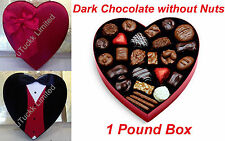 See's Candies Dark Chocolate without Nuts Candy Anniversary Wedding Birthday
