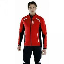 Briko cross country jacket man thermofit HP MITO red black white 100413