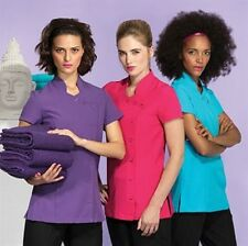 Beauty Tunic - Beauty/ Health/ Spa - Various Colours Size 8 to 24 Free P&P