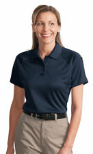 CornerStone Women's 3 Button Pen Pocket Short Sleeve Tactical Polo Shirt. CS411