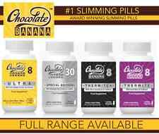Chocolate Banana Slimming Tablets Pills Special Edition Thermite Plus Ultra 8 60