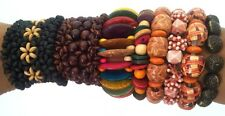 Beautiful Hand Crafted West African Beaded Bangles