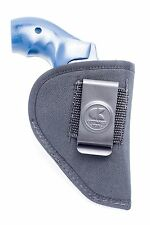 Ruger LCR 38, 357 SA | Nylon IWB Conceal Carry Holster. MADE IN USA