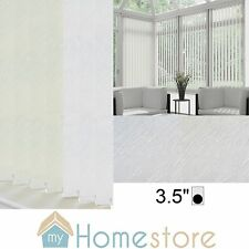 Opus Design - Made To Measure Vertical Blinds - 2 Colours - Multipack Deals