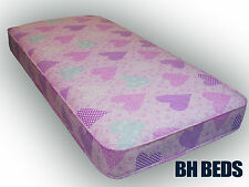 SHORTY, 2FT + 3FT GIRLY PINK MATTRESS, CHEAP CHEAP CHEAP + FREE DELIVERY!