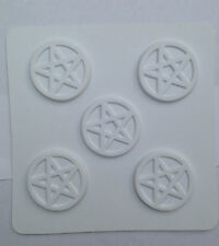 Pagan Soap & Craft Moulds - Last In Stock - Reduced from £8.99 - Wicca/Goddess