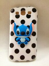 Polka Dots 3D Lilo & Stitch soft TPU case cover for Samsung Galaxy MOBILE PHONES