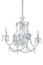 Crystal Chandeliers 2 Light to 9 Light