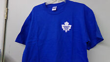 NHL HockeyToronto Maple Leafs Embroidered T-Shirt S-6XL Brand New Nice!