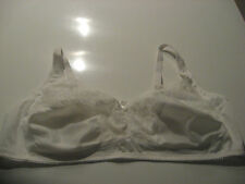 Valmont JMS Lace wirefree bra 86911 White 42D-48DD Choose NWOT