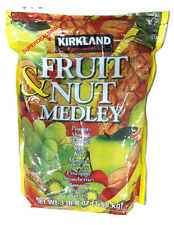 3.5 Lbs. FRUIT & NUT MEDLEY, Snack,Trail Mix, Kirkland  (56 oz) *FREE SHIP*