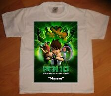 """""""Ben 10 Aliens"""" Personalized T-Shirt - NEW"""
