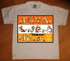 """""""Calvin and Hobbes"""" Personalized T-Shirt - NEW"""