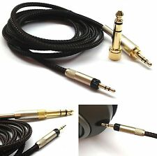 NEW Replacement Audio upgrade Cable For Sennheiser HD598 HD558 HD518 Headphone
