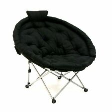 Extra Large Padded Moon Chairs - Comfortable and Durable XL Oversized Seating