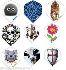 Ruthless Invincible iflight Extra Strong Dart Flights 9 Designs To Choose From