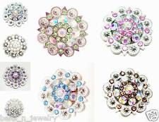 Montana Berry  Rhinestone Crystal Rodeo  Leather Craft Conch wholesale lot CH128