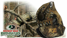 RZ Mask Mossy Oak- Infinity, 2 Filters, Storage Bag, Scentless Hunting Mask