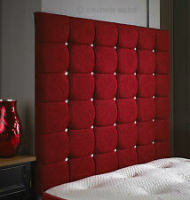 !!QUALITY OMEGA WALL HEADBOARD IN 2ft6,3ft,4ft,4ft6,5ft,6ft BEST PRICE ON EBAY!!