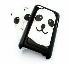 #119 for IPOD TOUCH 4 4TH GEN Snap On Plastic Cover BLUSHING PANDA animal cute
