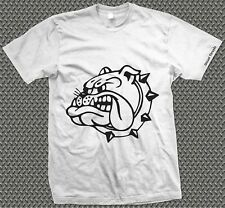 BULLDOG Design Printed T-Shirt - Spike Tyke Butch Animal Dog Grafitti