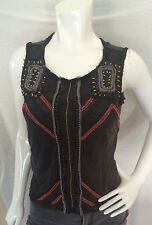 NWT ECOTE beaded shirt tribal Urban Outfitters Antrhopologie BACK TO SCHOOL $59