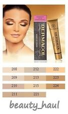 DERMACOL MAKE-UP COVER Filmstudio Extreme Covering Foundation ALL SHADES! 30g