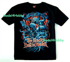 THE BLACK DAHLIA MURDER T-Shirt Black S M L XL MELO DEATH MONSTER WOMAN TATTOO