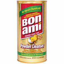 NEW Bon Ami Powder Cleanser, 14 oz Hypoallergenic Non-Toxic Green Cleaning