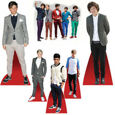 ID One Direction Desktop Cutout Standee Celebrity Boy Band Standup Table Figure