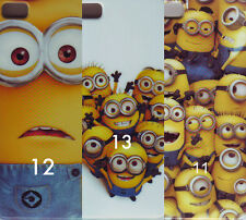 Despicable Me Minions Quality Hard Case Back Cover For iPhone 4/4s/5 iPod 4/5