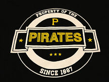 Pittsburgh Pirates Black T Shirt NEW PNC Park SGA 9/13/13