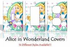 Alice in Wonderland Light Switch Covers Disney Home Decor Outlet