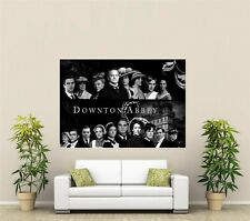 Downton Abbey Giant 1 Piece  Wall Art Poster TVF159