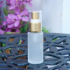 25ml Frosted Glass Bottle Atomizer Perfume Spray /20mm Free Shipping