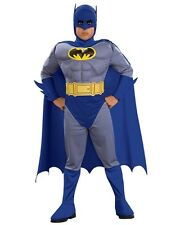 Batman The Brave and The Bold Child & Toddler Costume HALLOWEEN Superhero Boys